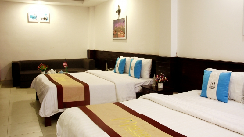 Mayfair Hotel & Apartment Đà Nẵng