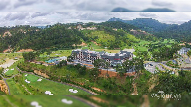 Swiss-Belresort Tuyen Lam Dalat Resort