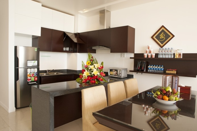 Ocean Vista Luxury Serviced Apartment